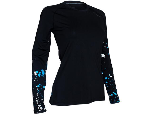 Salming Lugnet LS Shirt Women black